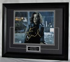 "A942KB KATE BECKINSALE - ""UNDERWORLD: BLOOD WARS"" AUTHENTIC SIGNED"